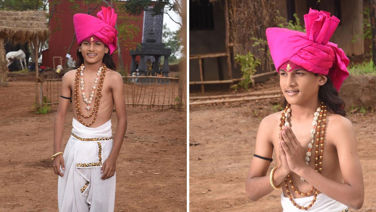 दख्खनचा राजा ज्योतिबा मालिकेत समर्थ पाटील साकारणार ज्योतिबाचं बालरुप | Dakkhancha Raja Jotiba Balrup by Samarth Patil
