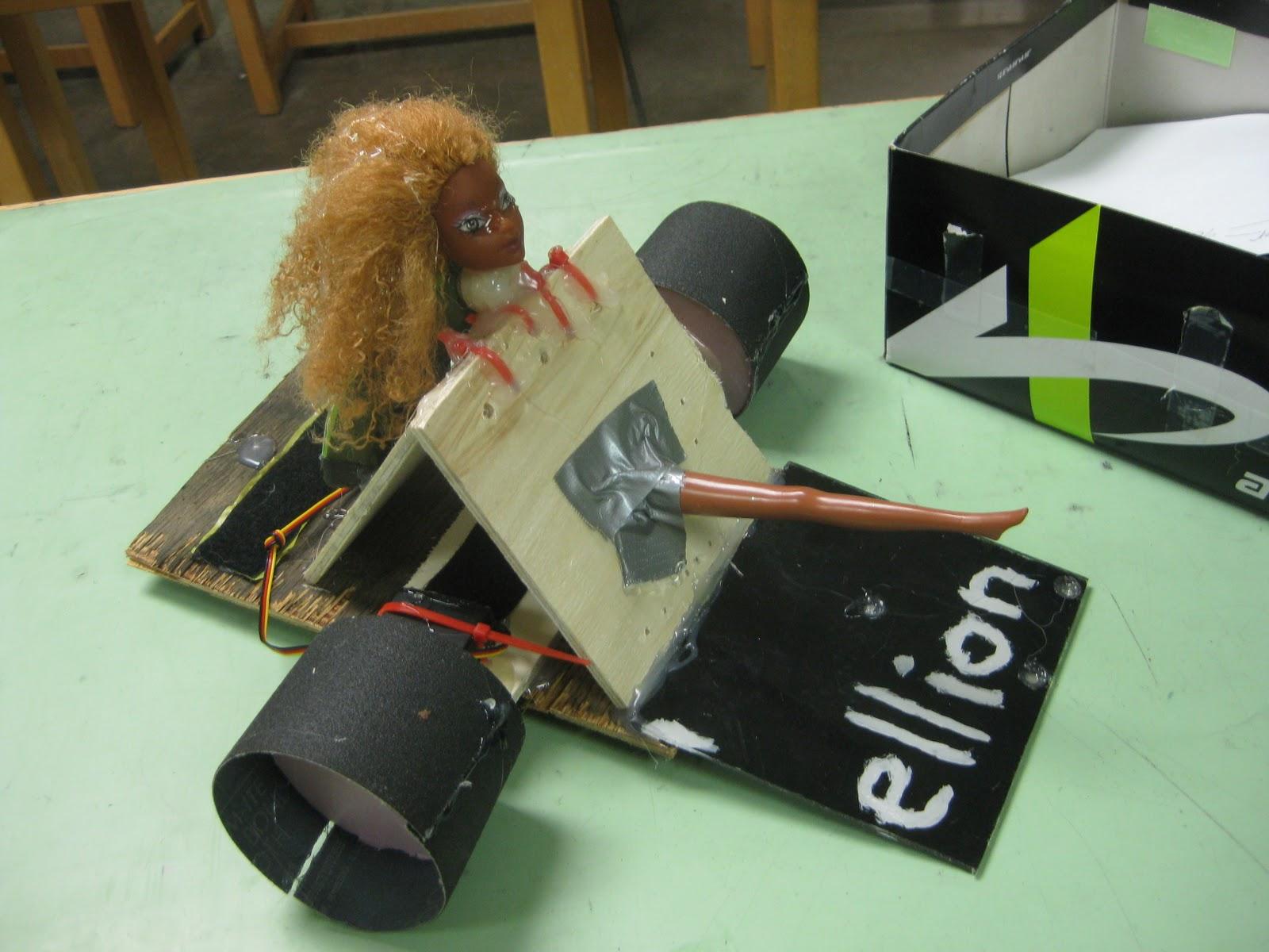 Detritus Of Empire Robotics The Home Stretch