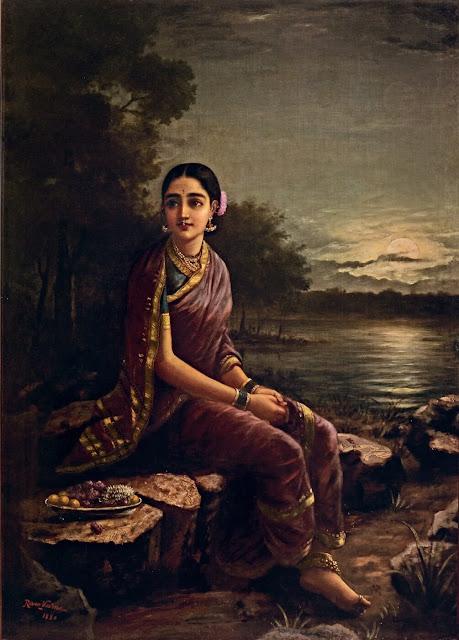 Paintings Of Raja Ravi Varma
