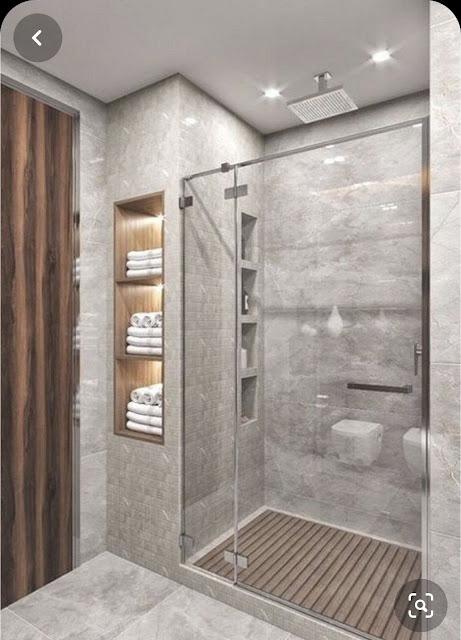 bathroom ideas light colors