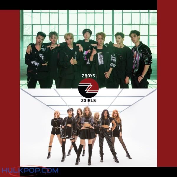 Z-Stars – Z-POP Dream – EP