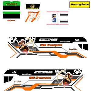 livery wg transport srikandi shd