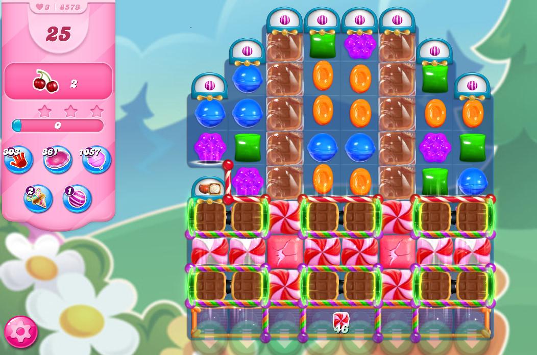 Candy Crush Saga level 8573