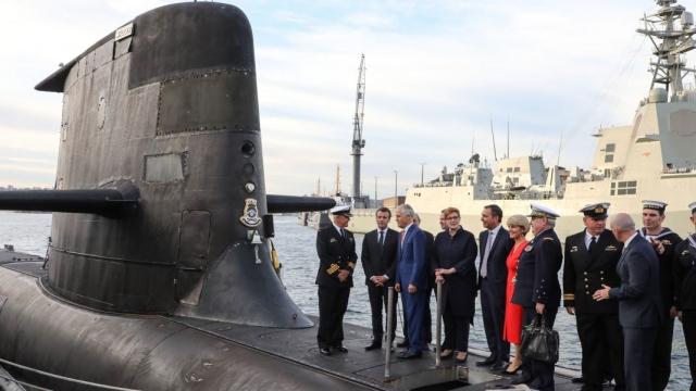 Australia Mau Punya Kapal Selam Nuklir, Indonesia dan China Langsung Bereaksi