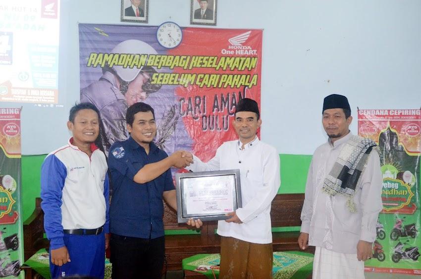 Edukasi Safety Riding bersama Ahass Gajahmada Semarang