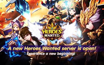 Heroes Wanted : Quest RPG v1.3.3.35082 Apk