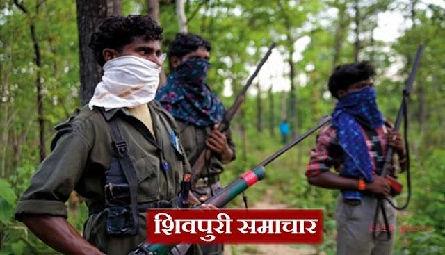 बडी खबर:गोवर्धन पुलिस घुसी श्योपुर की सीमा में,फायरिंग,14 अपहत्त मुक्त | Shivpuri News
