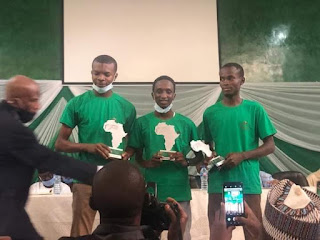 Meet the Nigerians that won the Global Cloud and Artificial Intelligence Competition Award