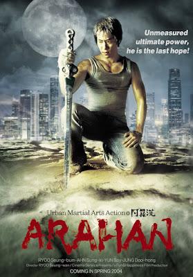 Arahan 2004 1080p 1.4GB BDRip Hindi Dubbed Dual Audio [Hindi DD 2.0 + Korean 2.0] MKV