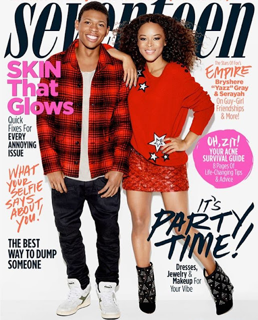Empire Stars Yazz And Serayah Not Dating Remains A Mystery, He Is Reasonable