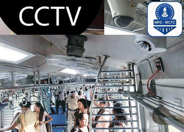 CCTV Camera, Delhi, indian railway, rail info, RPF, western railway, Swachhta Pakwada, mumbai,