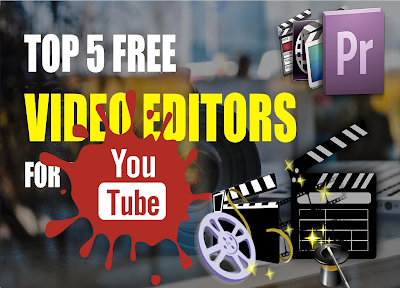 Top 5 Video Editors 2019 for Windows 10 in hindi (Insurance xyz)