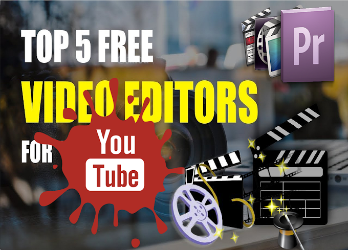 Best Video Editing Software for Windows 10 | Top 5 Video Editors 2019