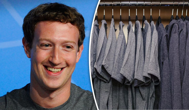 Mark Zuckerberg Dedah Kenapa Dia Berpakaian T-SHIRT Warna Gelap Setiap Hari?
