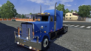 Western Star 4900 truck by Ant457