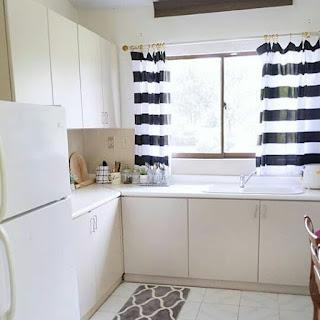 dapur minimalis perumahan type 36