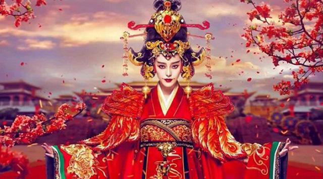 Wu Zetian ratu Tiongkok