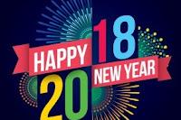 Gambar Tahun Baru 2018 - 9