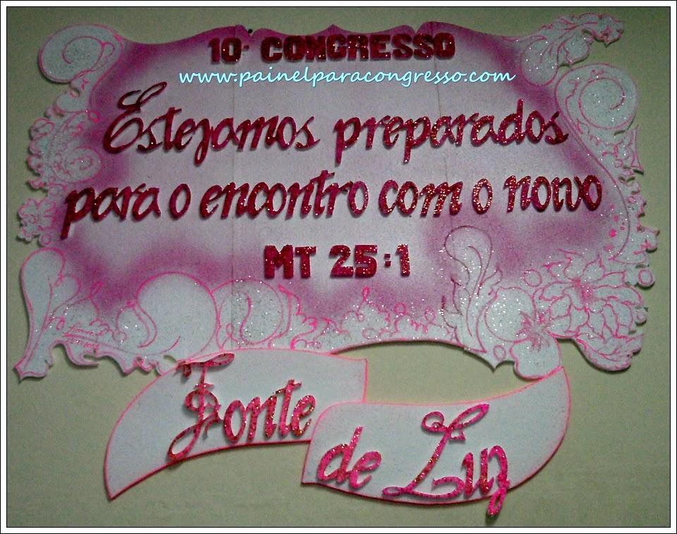 Grupo de mocidade FONTE DE LUZ - MATEUS 25:1