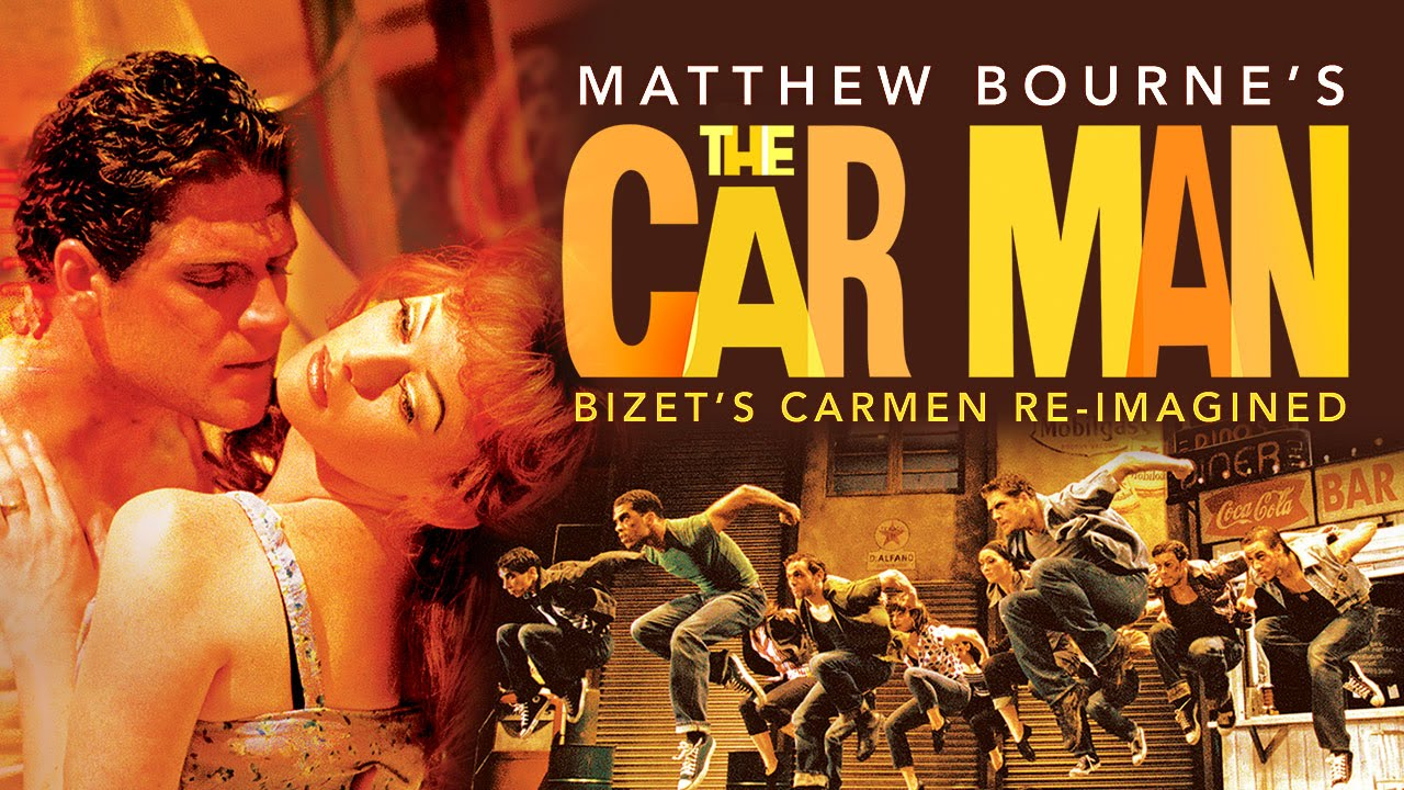 Faces of Classical Music: Matthew Bourne's The Car Man (2001 ...