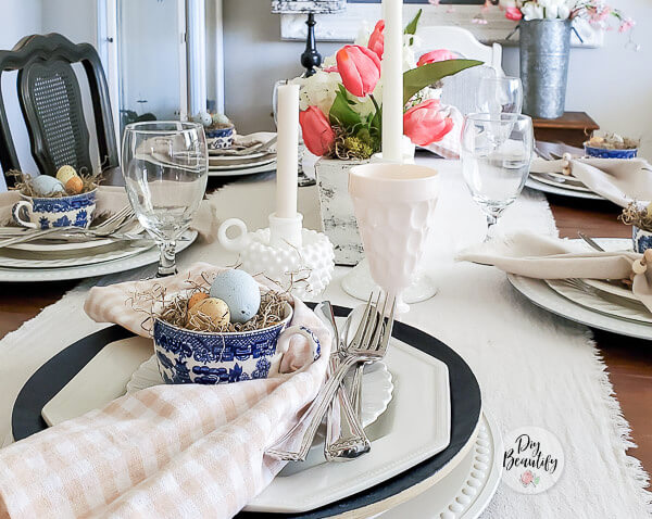 easy and thrifty decorating ideas for a