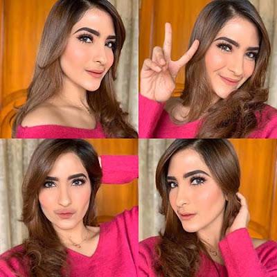 Shirin Safira Selfi