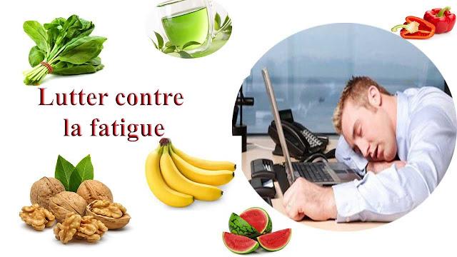 Lutter contre la fatigue: quoi manger et quoi éviter