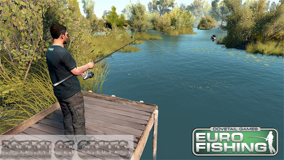 Euro Fishing PC Gameplay