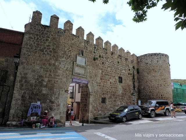 Puerta de la Cadena, puertas muralla, Brhuega