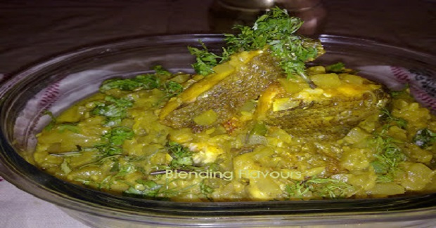 A Simple Fish Curry Recipe