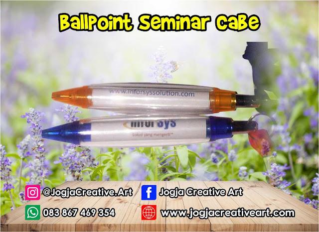 Seminar Kit Murah Makassar Bloknote Ballpoint