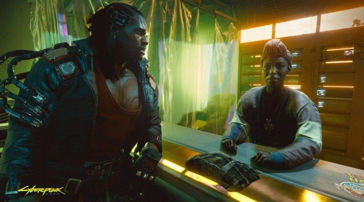 cyberpunk 2077 non-lethal playthrough
