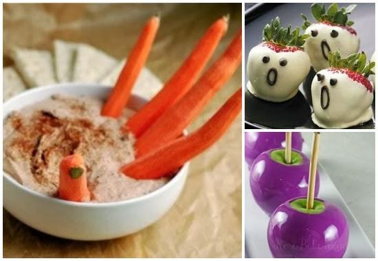 Decoraci n y comida para halloween ideas para este for Ideas comidas faciles