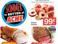 Acme Circular Ad July 16 - 22, 2021