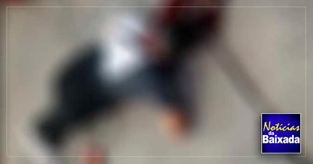 Homem é assassinado a tiros na Baixada Fluminense