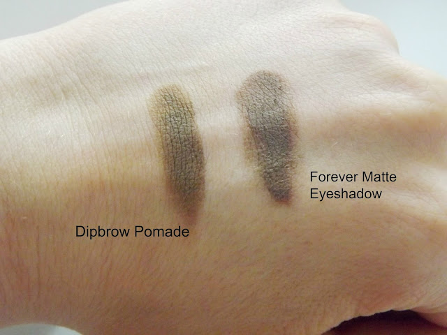 Dupe Anastasia Beverly Hills Dipbrow Pomade taupe Forever Matte