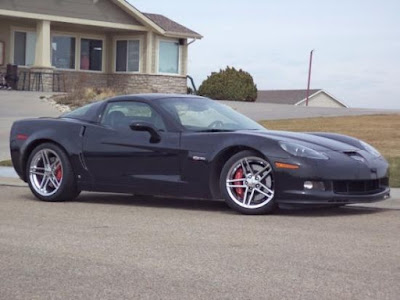 2008 Chevrolet Corvette Z06 at Purifoy Chevrolet Fort Lupton Colorado