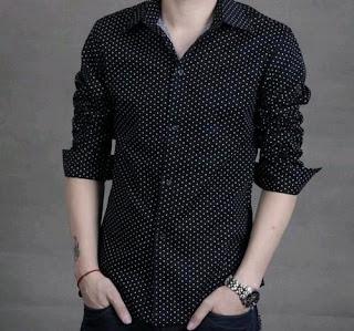 Ethnic Stylish Premium Cotton Men's Shirts
