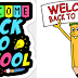 Welcome Back to School (5 Posters/Tarpapels)