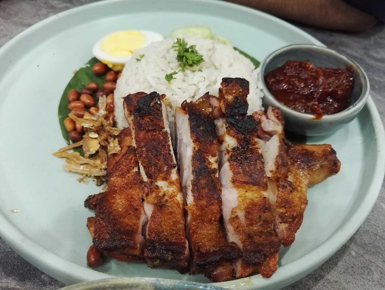 tempat makan best di cyberjaya Alcea cafe