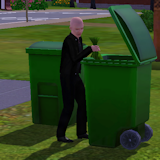 Nestene Recycle Sim Bin- Preview Image