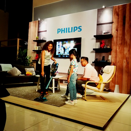 Philips SpeedPro Max Aqua - The Fastest Cordless Vacuum with 3-in-1 Cleaning