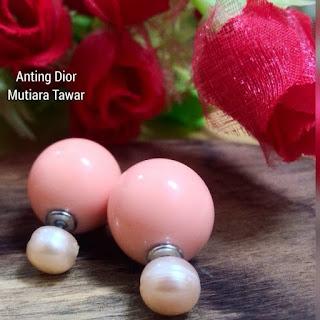 Giwang Dior Mutiara