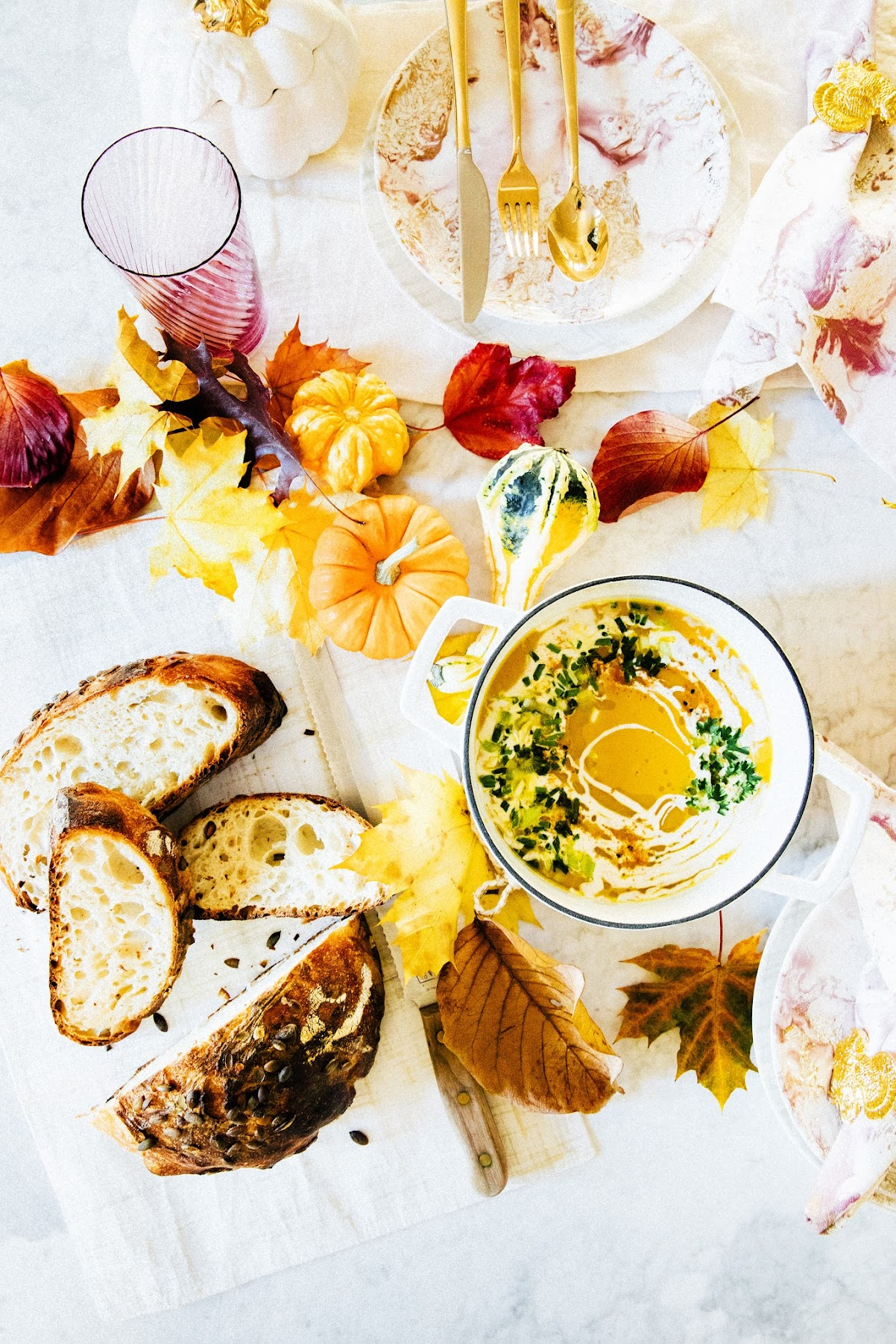 Dinner Party For Four Menu Ideas Part - 46: So Without Further Ado, Here Is An Easy, Breezy Autumn Dinner Party Menu  For Four Complete With Your Own Rustic, Artisan Bread. Enjoy!