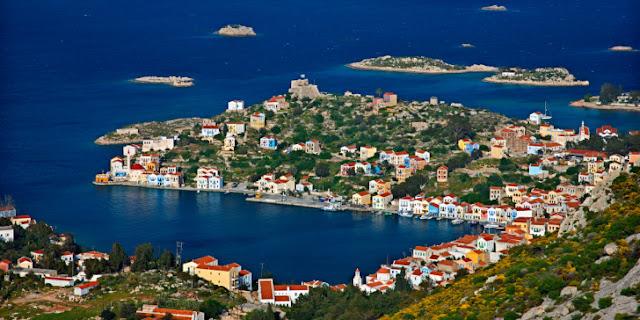 Για μια κουκίδα γης, που κλείνει μέσα της την Ελλάδα!