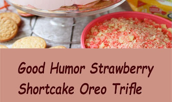 Good Humor Strawberry Shortcake Oreo Trifle