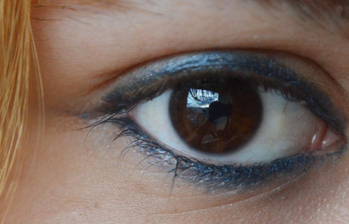 113624bbbaee8 Mas a lente, ainda assim ficou bem natural, e ela tem um azul tão claro...  Tão lindo! Estranhei no início, porque mudou muito! Mas rapidinho acostumei.