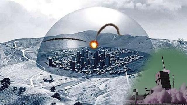 Mengenal Kecanggihan Sistem Pertahanan Iron Dome dan Cara Kerjanya
