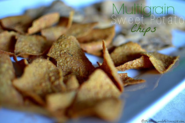 Green Giant: Multigrain Sweet Potato Chips