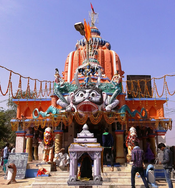 Dhamarai Temple, Bhadrak